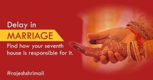 Delay in Marriage astrology by rajesh shrimali ji best astrologer in jodhpur